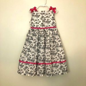 🌈Rare Editions 4T/4 Lovely Dress!